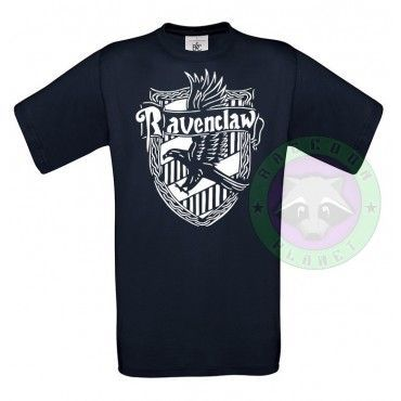 Camiseta Harry Potter - Ravenclaw