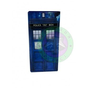 Chocolate TARDIS