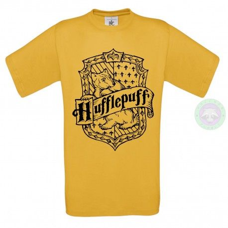 Camiseta Harry Potter - Hufflepuff