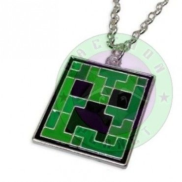 Colgante - Minecraft - Creeper