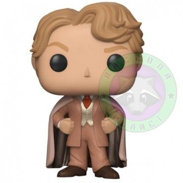 POP! Harry potter - Gilderoy Lockhart