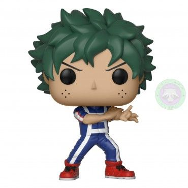 Pop! de Deku (training)