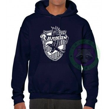 Sudadera Ravenclaw Logo Simple - Harry Potter