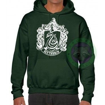 Sudadera Slytherin - Harry Potter