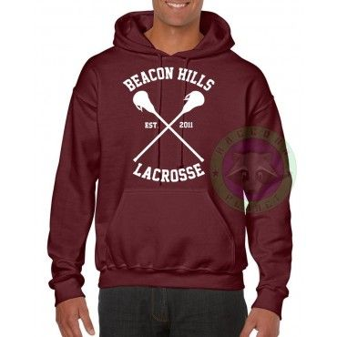 Beacon Hills - Teen Wolf - Sudadera