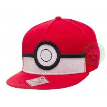 Gorra Pokémon - Pokeball