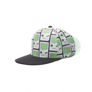 Gorra Game Boy - Nintendo