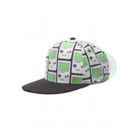 Gorra Nintendo - Game Boy
