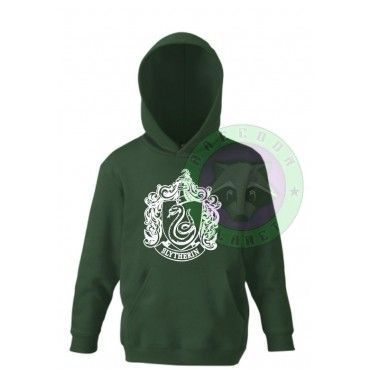 Slytherin - Harry Potter - Sudadera Infantil