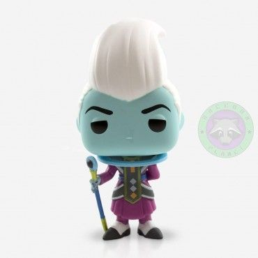 Funko Pop ! Whis- Dragon Ball
