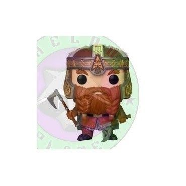 Funko Pop ! GIMLI   - The Lord of the Rings