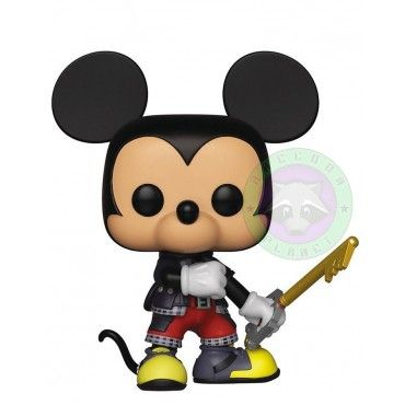 Mickey - Kingdom Hearts III