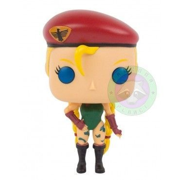 Funko Pop ! Cammy - Street Fighter