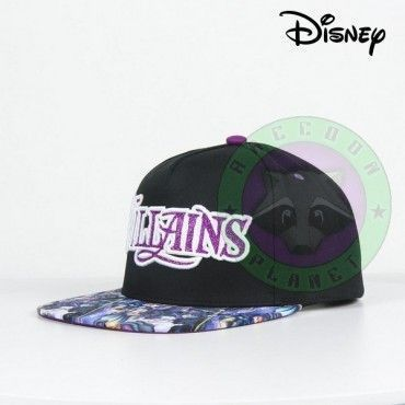 gorra - villains disney