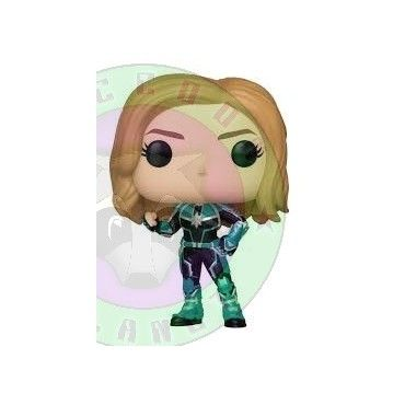 Pop! de Vers - Captain Marvel