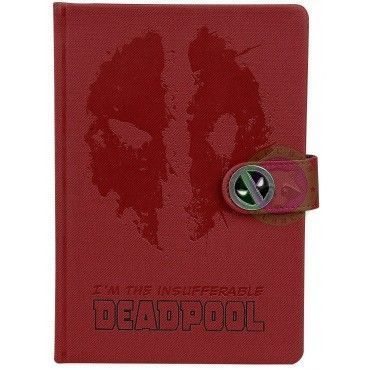Noteboock - Deadpool
