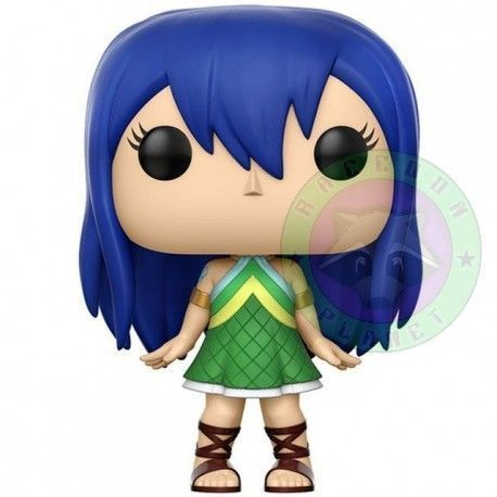 Pop! - Wendy Marvell - Fairy Tail