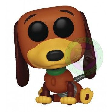Funko Pop! de Slinky Dog - Toy Story