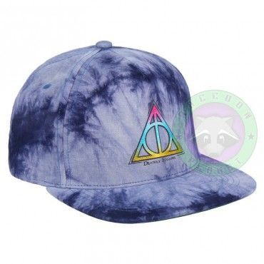 Gorra Deadly Hallows - Harry Potter