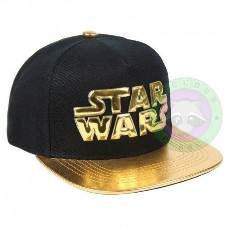 Gorra Star Wars Dorada