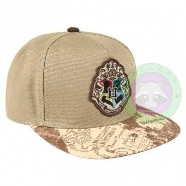 Gorra Hogwarts - Harry Potter