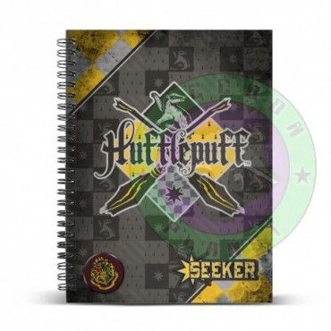 Libreta escolar Slytherin - Harry Potter