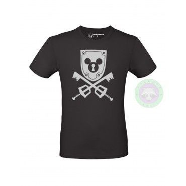 Camiseta -Kingdom Hearts