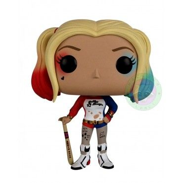 pop ! - Harley Quinn - Suicide Scuad