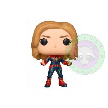 Pop! - Captain Marvel