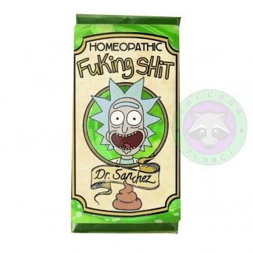 Chocolate Rick y Morty