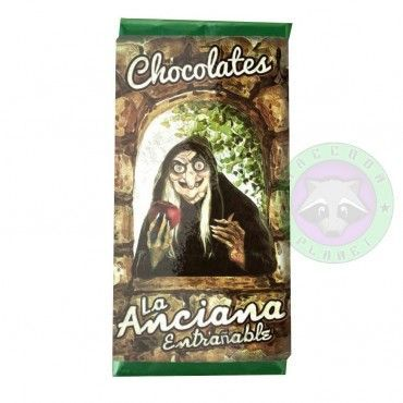 Chocolate bruja blancanieves