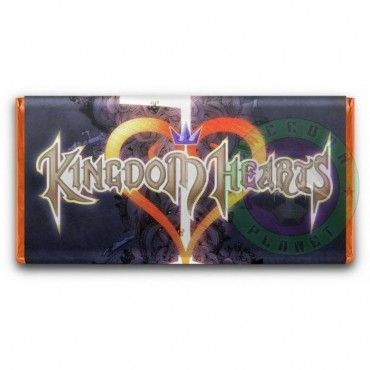 Chocolate Kingdom Hearts