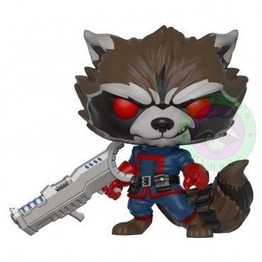 Funko Pop! Rocket Raccoon - Guardians of the Galaxy