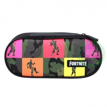 estuche escolar - Fortnite