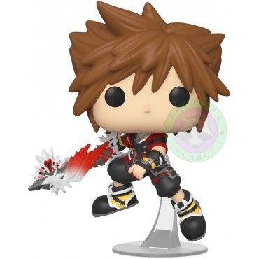 POP!  Sora - with Ultima Weapon