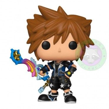 POP!  Sora - Drive Form - Exclusivo - Kingdom Hearts III