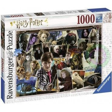 Puzzle  - Harry Potter