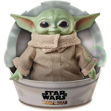 Muñeco The Child (Baby Yoda) - Mandalorian