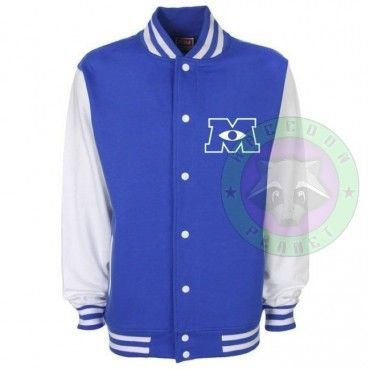 Monsters University Pixar - Chaqueta Universitaria
