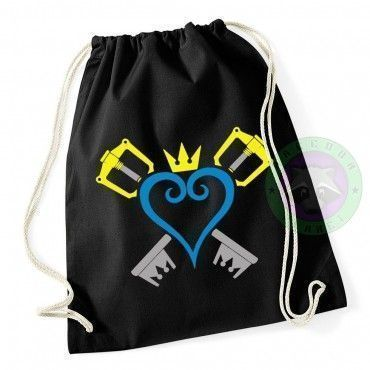 Kingdom Hearts - Saquito GymBag