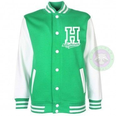 Slytherin - Chaqueta Universitaria