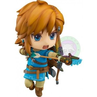 Link - Breath of the Wild - Nendoroid