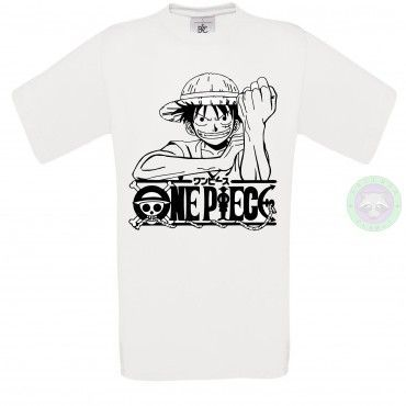 Camiseta Luffy - One Piece