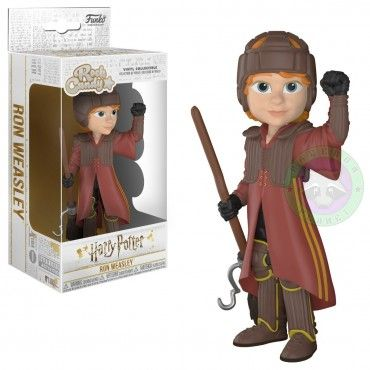 Figura Rock Candy - Ron Weasley quidditch