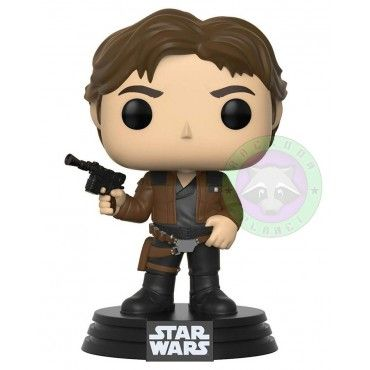 Pop! Han Solo - Star Wars