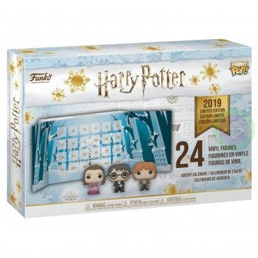 Calendario de adviento - Harry Potter