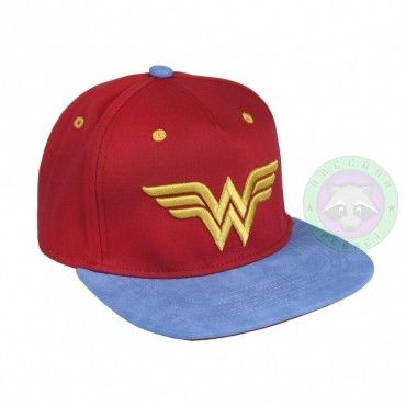 Gorra - Wonder Woman