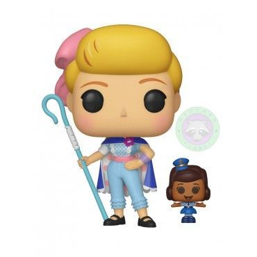 Pop!  Bo Peep w / Officer Giggle Mc Dimples