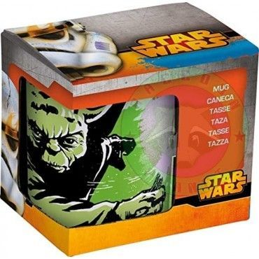 Taza Yoda - Star Wars
