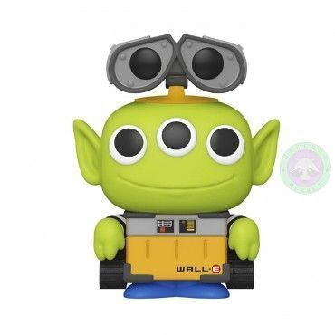 Funko Pop! Alien Wall-E - Alien Remix - Disney